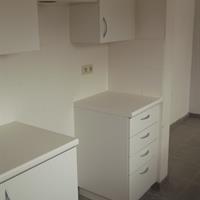 Vernieuwde keukenblok