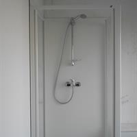 Vernieuwde douche