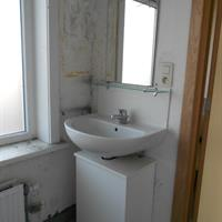 Vernieuwde lavabo